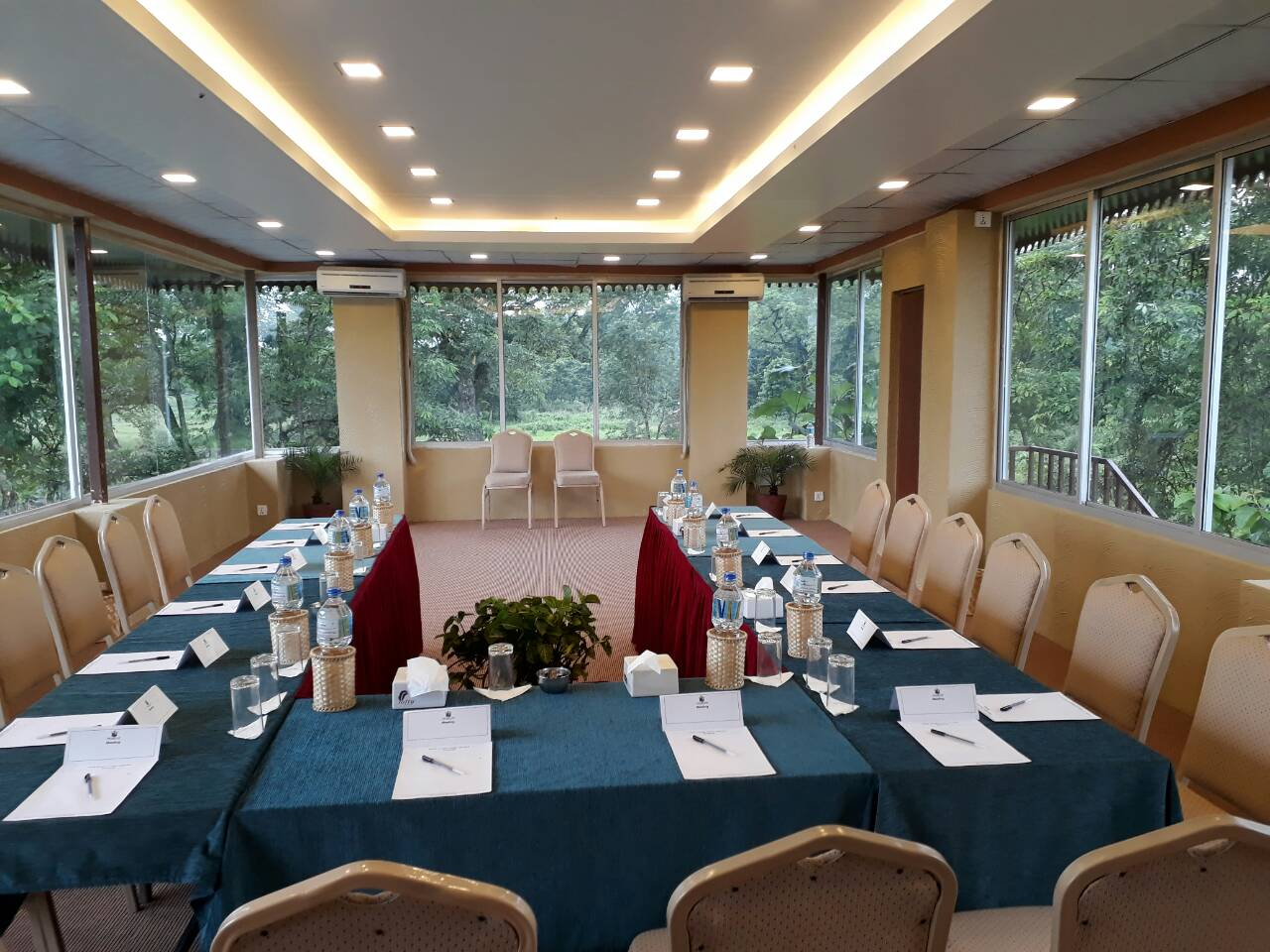 Hotel Jungle Crown Meeting Hall